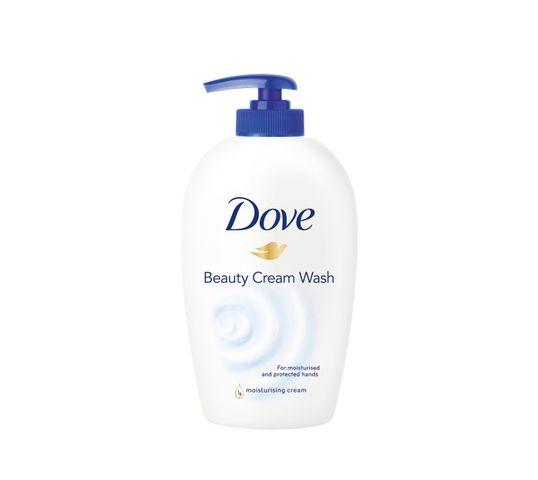 Dove Caring Hand Wash mydło w płynie z pompką (250 ml)