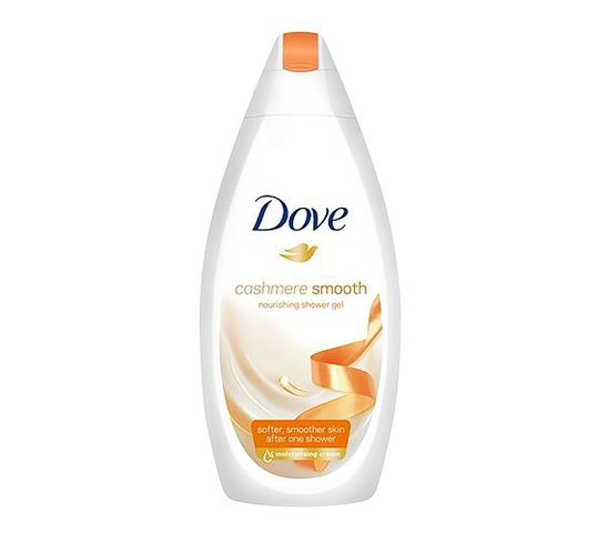 Dove Cashmere Smooth Shower Gel żel pod prysznic 250ml