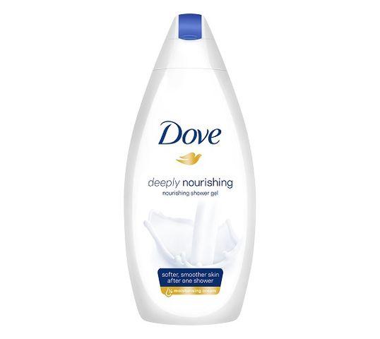 Dove Deeply Nourishing Shower Gel żel pod prysznic 750ml