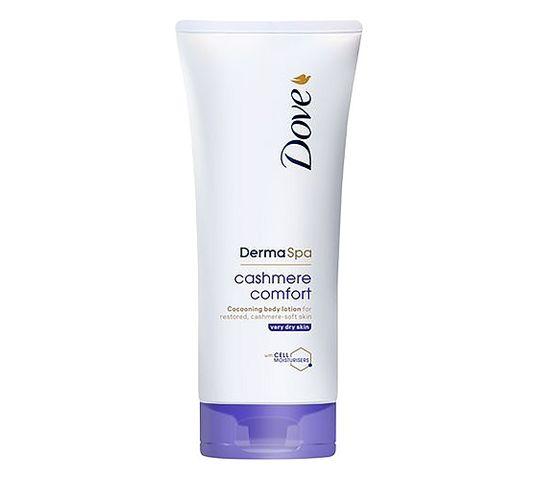 Dove Derma Spa Cashmere Comfort Body Lotion balsam do ciała do bardzo suchej skóry 200ml