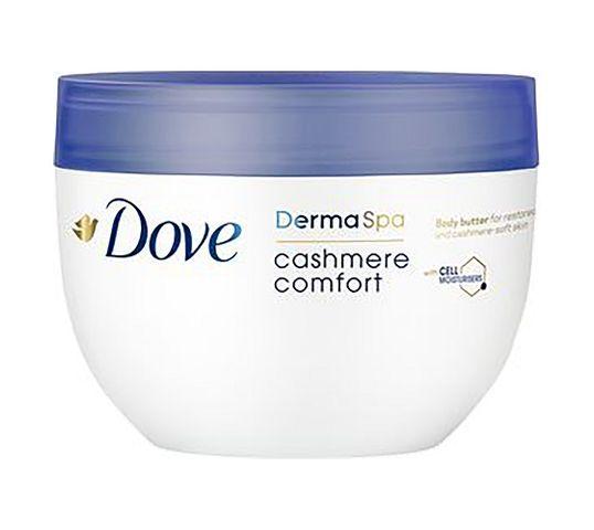 Dove DermaSpa Cashmere Comfort Body Butter krem do ciała do bardzo suchej skóry 300ml