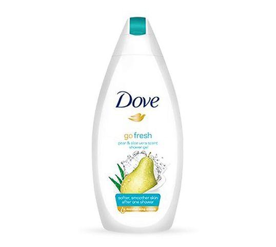 Dove Go Fresh Shower Gel żel pod prysznic Pear & Aloe Vera Scent 250ml