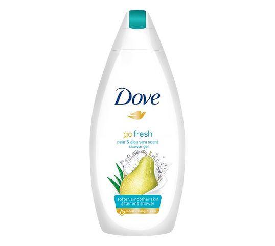 Dove Go Fresh Shower Gel żel pod prysznic Pear & Aloe Vera Scent 750ml