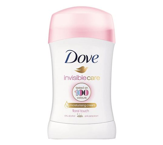 Dove Invisible Care Floral Touch antyperspirant sztyft 40ml