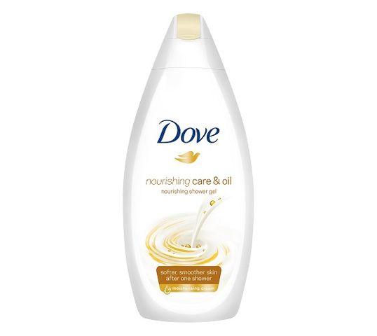 Dove Nourishing Care & Oil Shower Gel żel pod prysznic 750ml