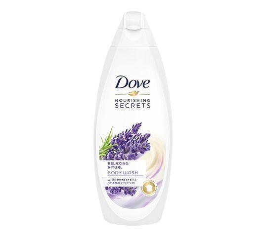 Dove Nourishing Secrets Relaxing Ritual Body Wash żel pod prysznic Lavender Oil & Rosemary Extract 750ml