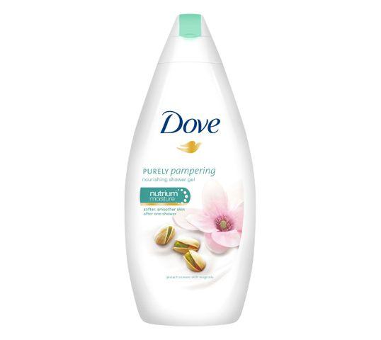 Dove Pistachio Cream & Magnolia żel pod prysznic kremowy 500 ml