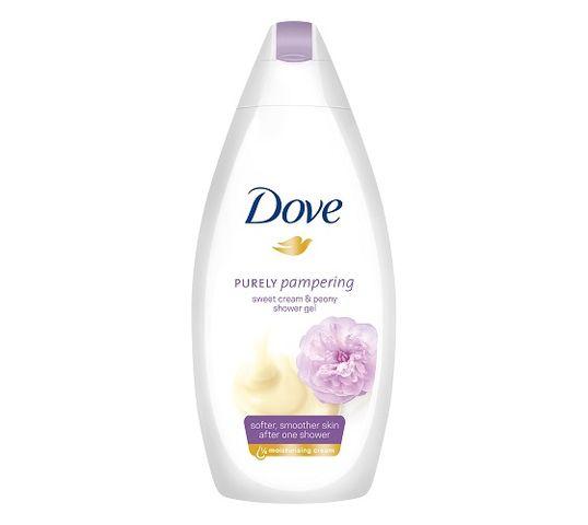 Dove Purely Pampering Shower Gel żel pod prysznic Sweet Cream & Peony 750ml