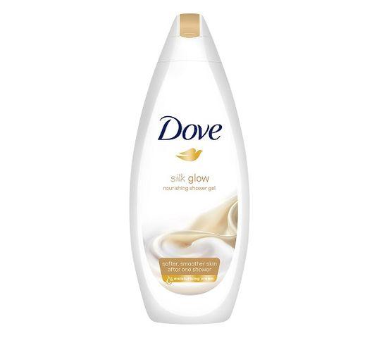 Dove Silk Glow Shower Gel żel pod prysznic 250ml
