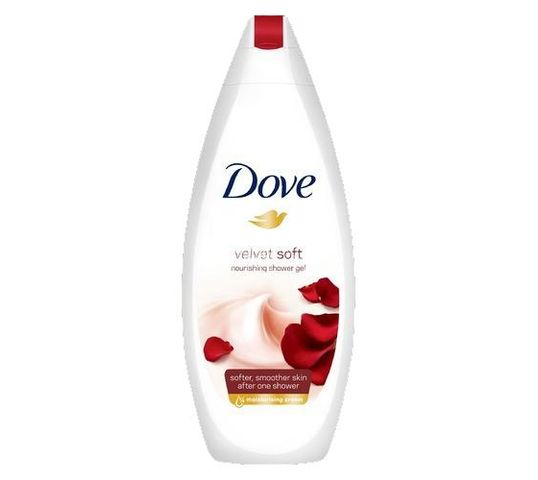 Dove Velvet Soft Shower Gel żel pod prysznic 250ml
