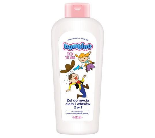 Dzieciaki żel do mycia ciała i włosów 2w1 (400 ml)