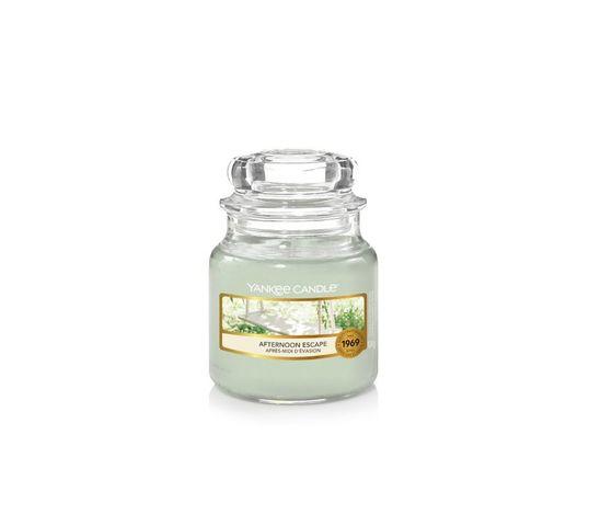 Yankee Candle – Świeca zapachowa mały słój Afternoon Escape (104 g)