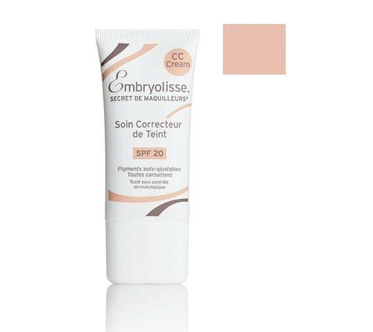 Embryolisse Secret De Maquilleurs Complexion Correcting Care CC Cream krem wyrównujący koloryt skóry SPF20 30ml