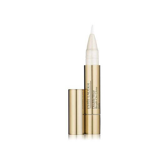 Estee Lauder Double Wear Brush-On Glow BB - rozświetlacz do twarzy Light Medium 1C Light (2,2 ml)