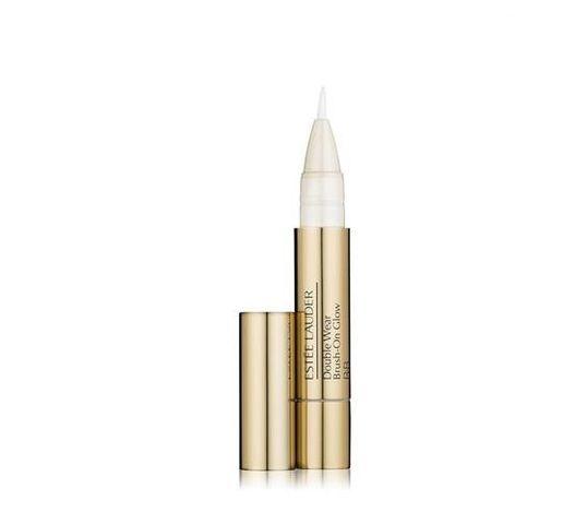 Estee Lauder Double Wear Brush-On Glow BB - rozświetlacz do twarzy Light Medium 2W Warm (2,2 ml)