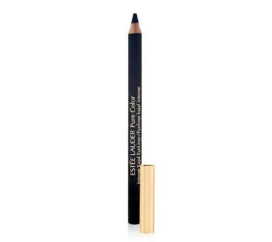 Estee Lauder Pure Color Intense Kajal – eyeliner w kredce 1 Blackened Black (1,2 g)
