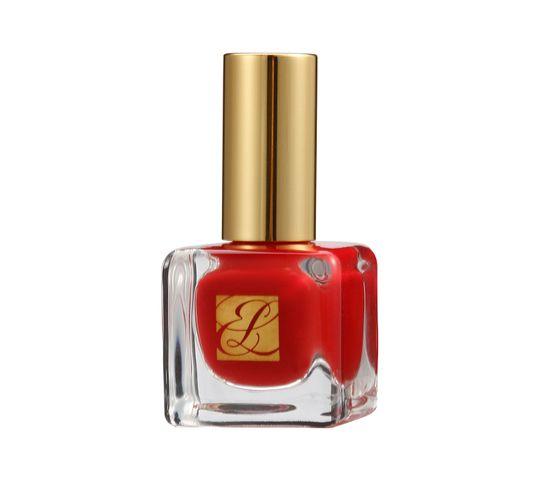 Estee Lauder Pure Color Nail Lacquer - lakier do paznokci 21 Pure Red (9 ml)