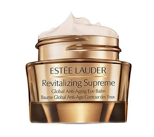 Estee Lauder Revitalizing Supreme Anti-Aging Global Creme -  wszechstronny komfortowy balsam pod oczy (15 ml)