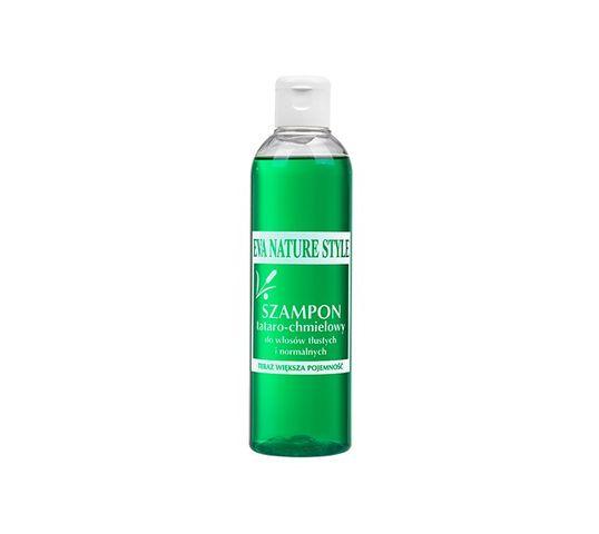 Eva Nature Style Szampon do włosów tataro-chmielowy - włosy normalne i przetłuszczające się (250 ml)