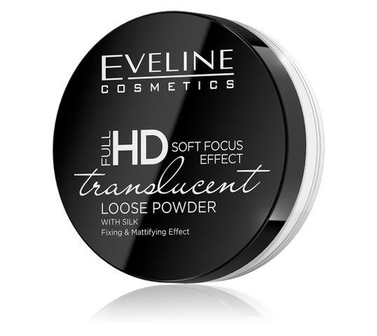 Eveline Full HD Soft Focus Effect – translucent puder sypki (6 g)