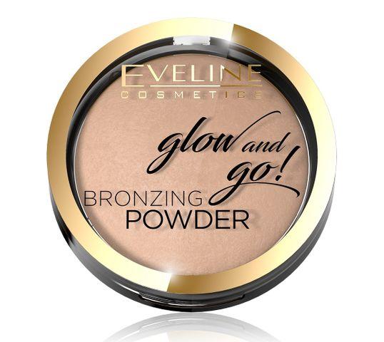 Eveline Glow & Go! – bronzer wypiekany nr 01 Go Hawai (8.5 g)