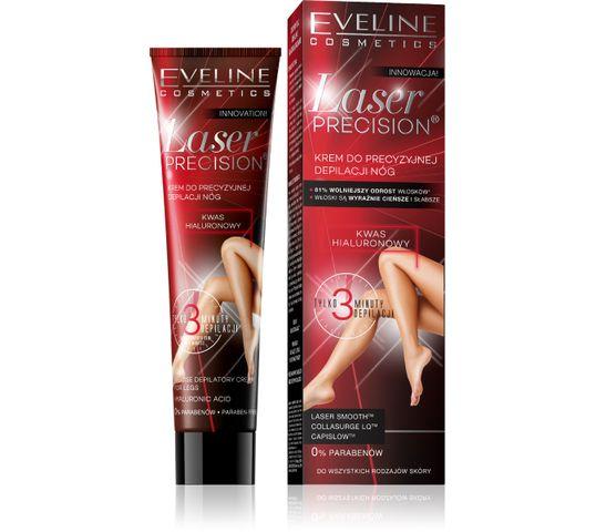 Eveline Laser Precision krem do depilacji nóg (3-minutowy 125 ml)
