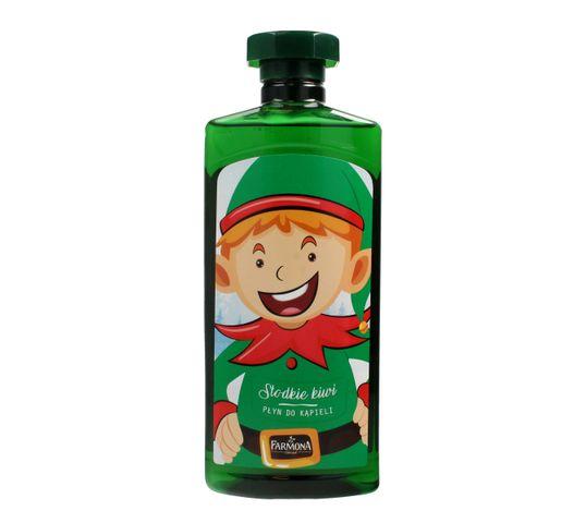 Farmona płyn do kąpieli dla dzieci Słodkie Kiwi 500 ml