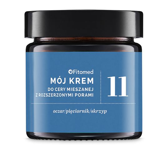 Fitomed Mój Krem nr 11 do cery mieszanej z rozszerzonymi porami (55 g)