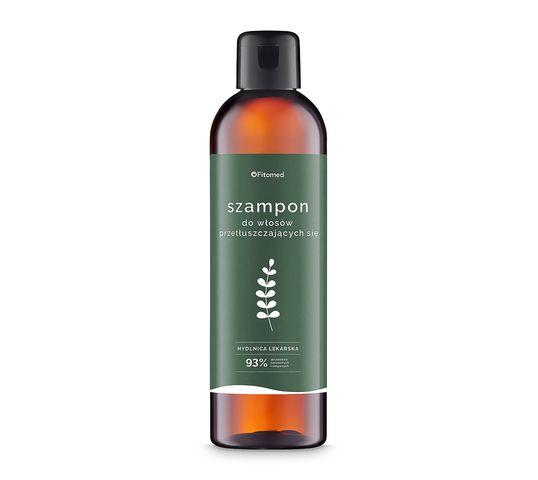 Fitomed szampon do włosów przetłuszczających się Mydlnica Lekarska (250 g)