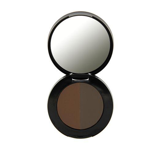 Freedom Duo Eyebrown Powder Auburn - Podwójny cień do brwi 2.5 g
