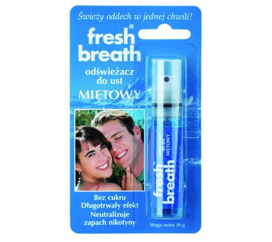 Fresh Breath odświeżacz do ust miętowy 10 ml