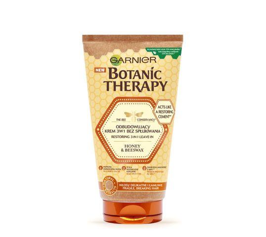 Garnier Bothanic Therapy odbudowujący krem do włosów Miód i Wosk Pszczeli (150 ml)