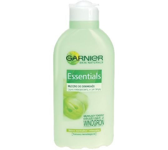Garnier Essentials Mleczko do cery normalnej i mieszanej 200 ml