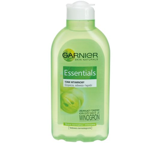 Garnier Essentials Tonik  do cery normalnej i mieszanej 200 ml