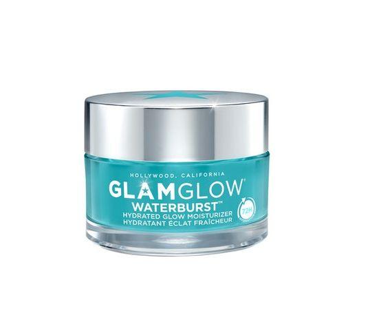 GlamGlow Waterburst Hydrated Glow Moisturizer krem do twarzy na bazie wody z Wyspy Jeju 50ml