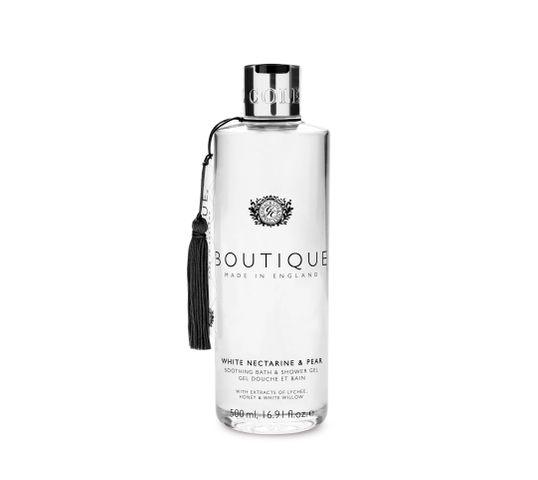 Grace Cole Boutique Bath & Shower Gel żel do kąpieli i pod prysznic White Nectarine & Pear 500ml