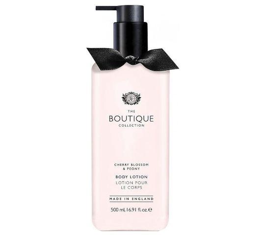 Grace Cole Boutique Body Lotion balsam do ciała Cherry Blossom & Peony 500ml