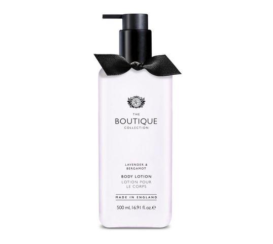 Grace Cole Boutique Body Lotion balsam do ciała Lavender & Bergamot 500ml