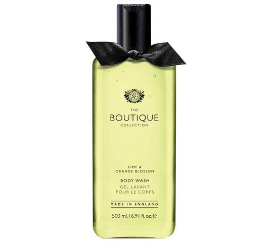 Grace Cole Boutique Body Wash żel pod prysznic See Lime & Orange Blossom 500ml