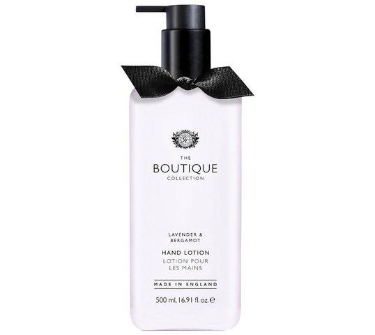 Grace Cole Boutique Hand Lotion balsam do rąk Lavender & Bergamot 500ml