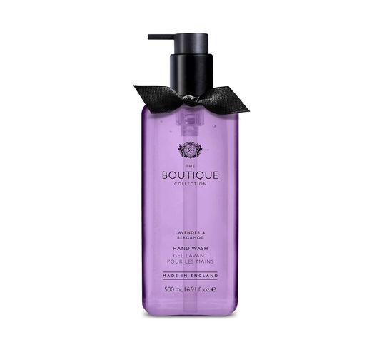 Grace Cole Boutique Hand Wash mydło do rąk Lavender & Bergamot 500ml