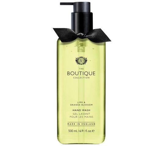 Grace Cole Boutique Hand Wash mydło do rąk Lime & Orange Blossom 500ml