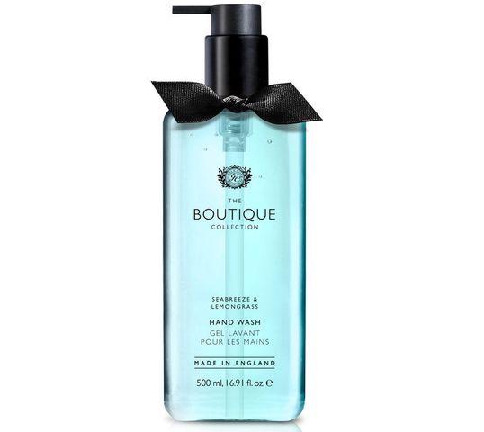 Grace Cole Boutique Hand Wash mydło do rąk Sea Breeze & Lemongrass 500ml