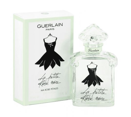 Guerlain La Petite Robe Noire Ma Robe Petales Eau Fraiche woda toaletowa spray 50ml