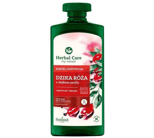 Herbal Care kąpiel odżywcza dzika róża (500 ml)