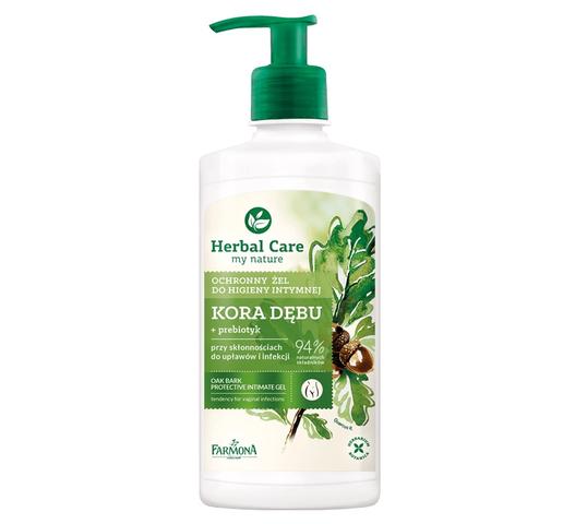 Herbal Care ochronny żel do higieny intymnej Kora Dębu (330 ml)