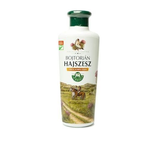 Herbaria Bojtorjan Hajszesz – wcierka do skóry głowy z ekstraktem z Łopianu (250 ml)