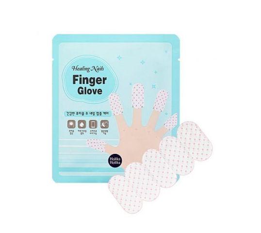 HOLIKA HOLIKA Nails Finger Glove rękawiczki pielęgnacyjne do paznokci u rąk