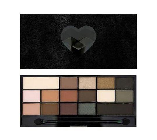 I Heart Revolution Black Velvet (paleta cieni do powiek 22 g)