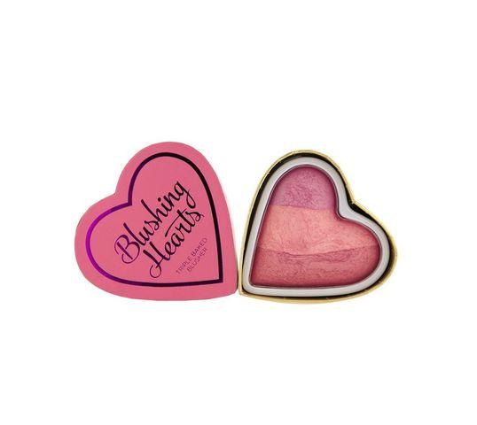 I Heart Revolution Blushing Hearts Blusher (róż do policzków 10 g)